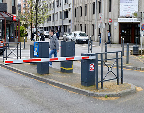 Parking Poissonerie Angers