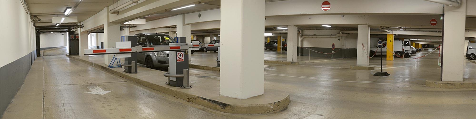 Parking Republique Angers