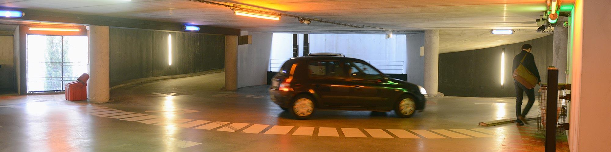 Parking Molière Angers 49