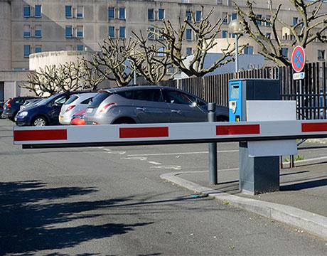 Parking CHU Angers