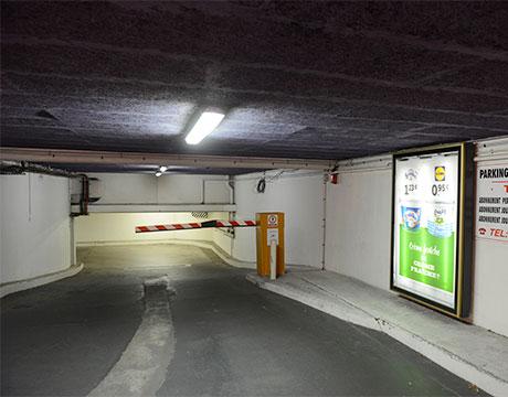 Parking Haras privé