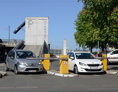 Parking Marengo Angers