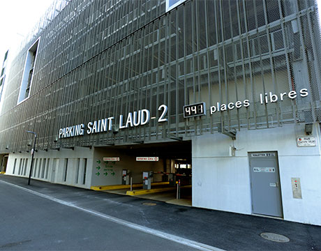 Parking Saint Laud 2 Angers