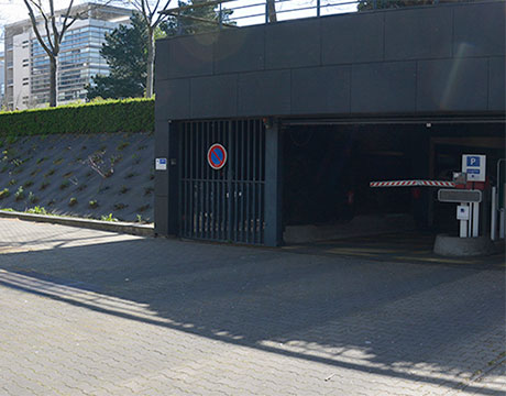 Parking Saint Serge Angers