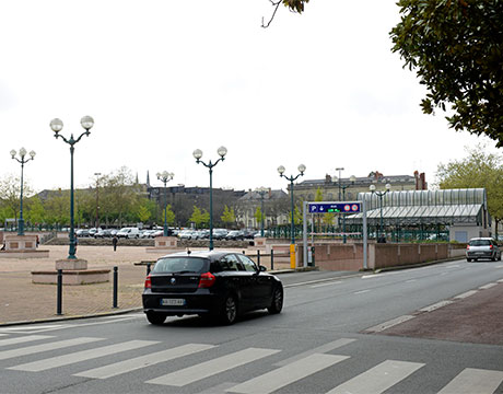 Parking du Mail Angers