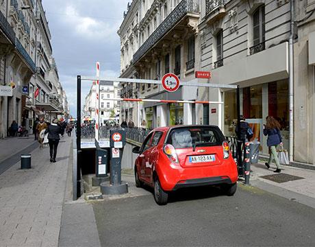 Parking du Ralliement Angers