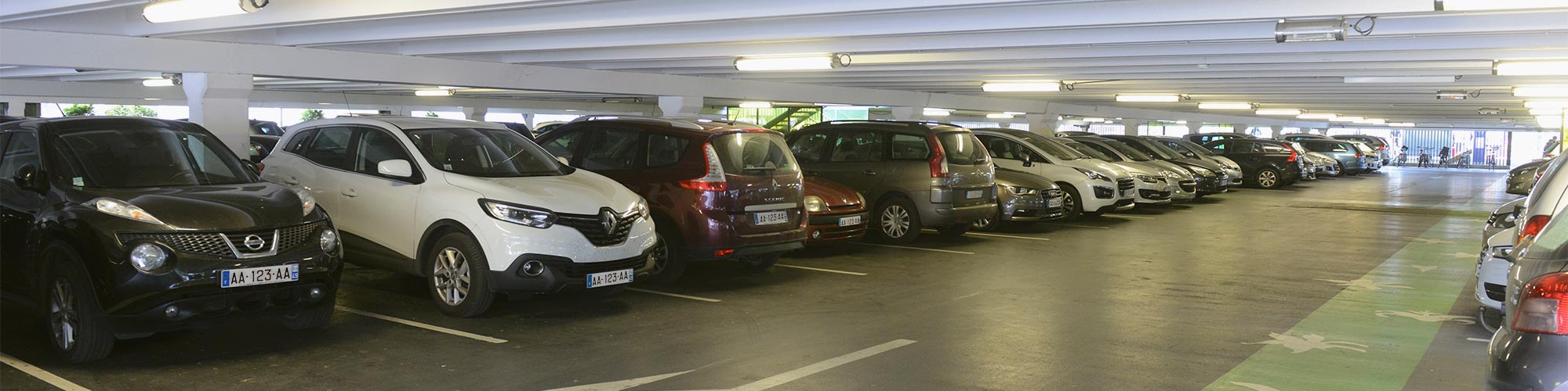 Parking Marengo Angers